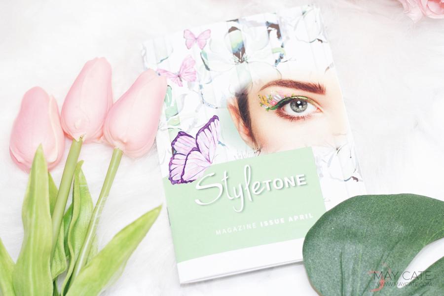 UNBOXING STYLETONE BOX APRIL 2018