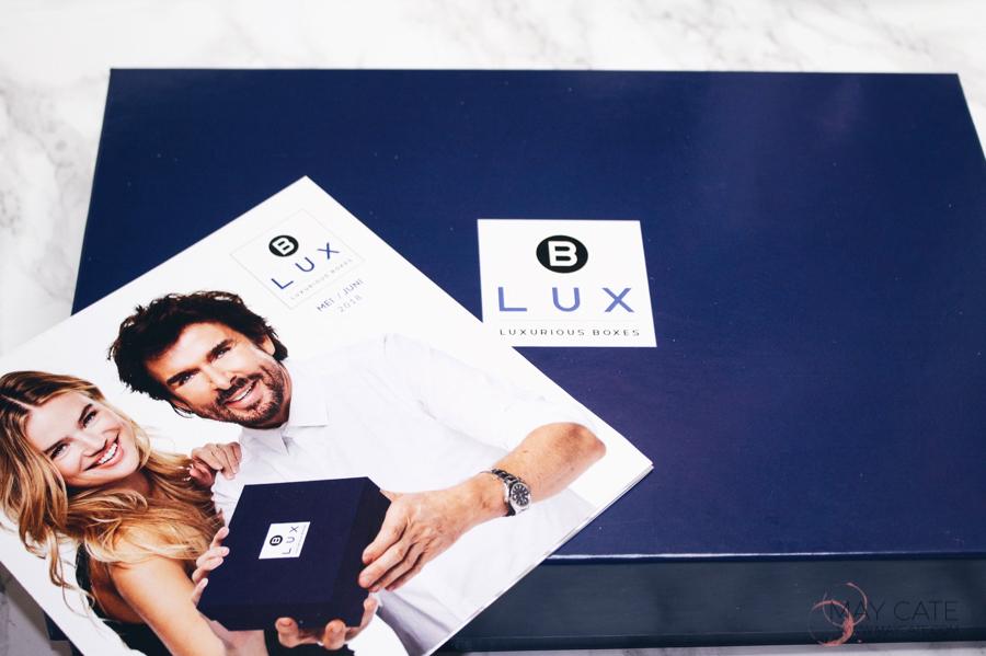 UNBOXING BLUXBOX MEI/JUNI