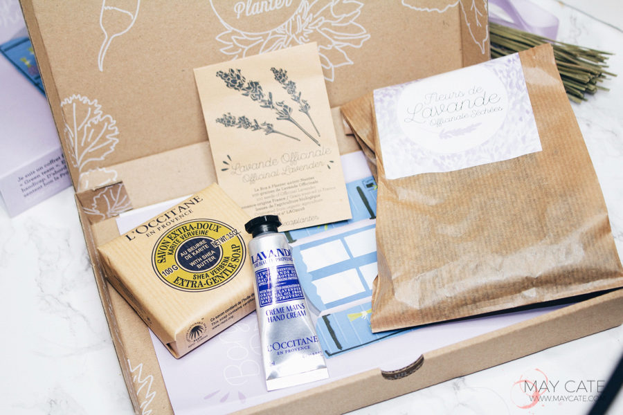 L'OCCITANE GIFT FOR YOU
