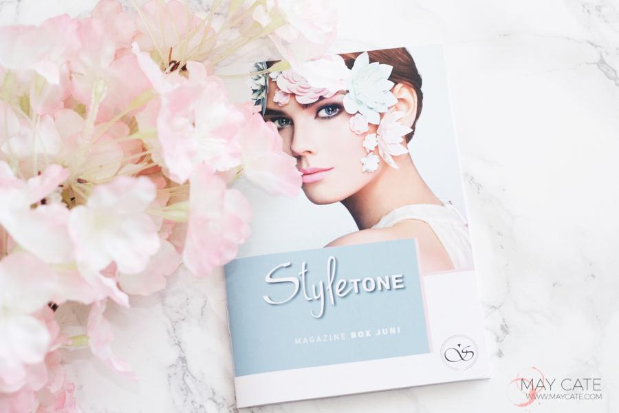 UNBOXING STYLETONE JUNI 2018 EDITIE