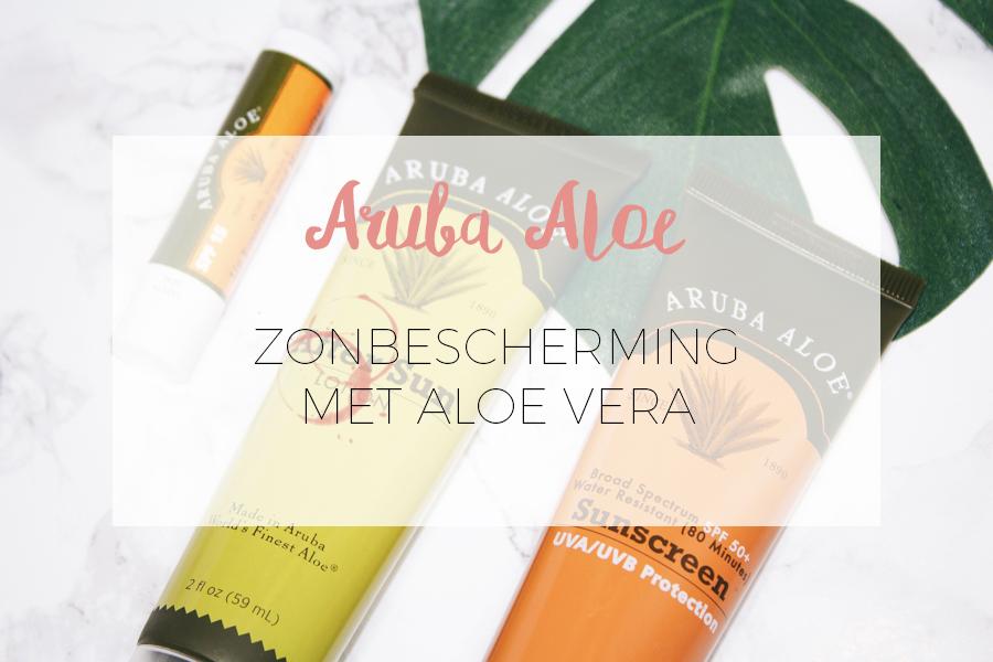 ARUBA ALOE ZONBESCHERMING