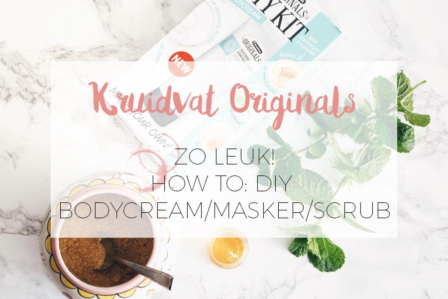 Kruidvat originals DIY