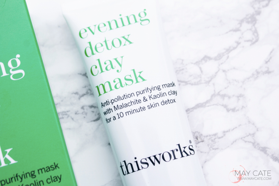 THIS WORKS: EVENING DETOX