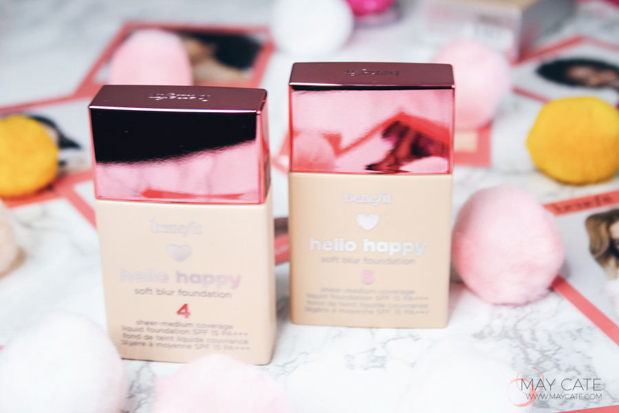 BENEFIT HELLO HAPPY FOUNDATION REVIEW