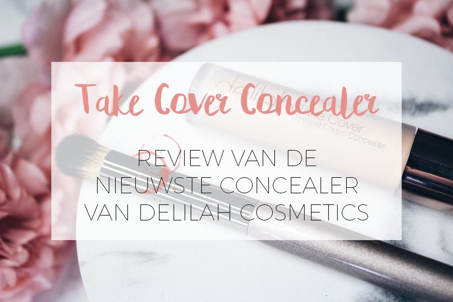 DELILAH TAKE COVER CONCEALER: REVIEW