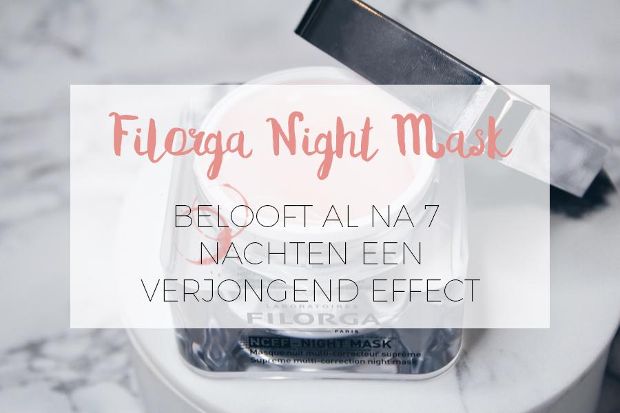 FILORGA NIGHT MASK