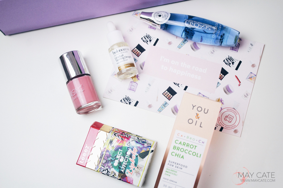 UNBOXING GOODIEBOX SEPTEMBER