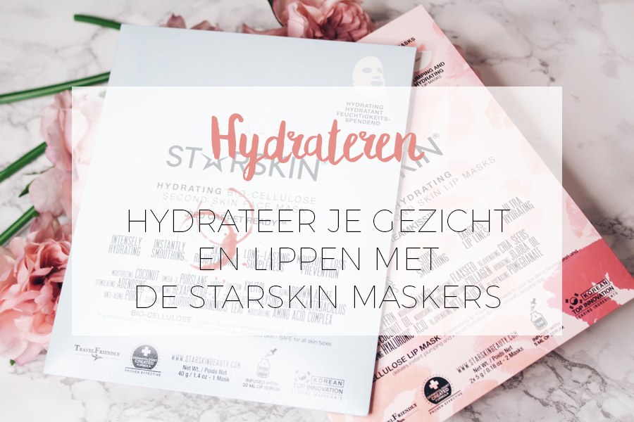 STARSKIN HYDRATING MASKERS