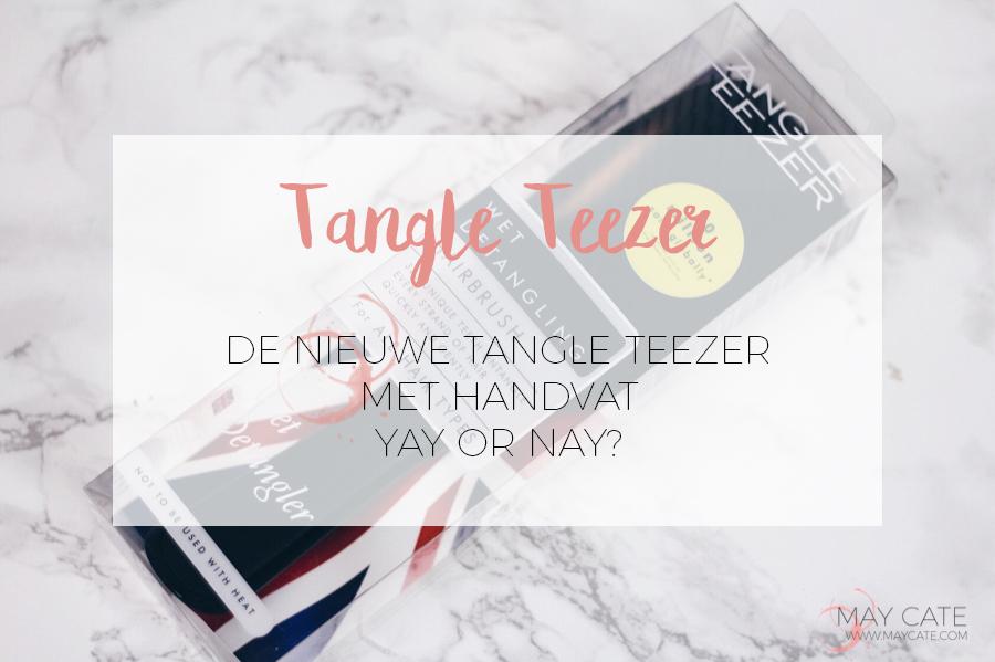 DE NIEUWE TANGLE TEEZER