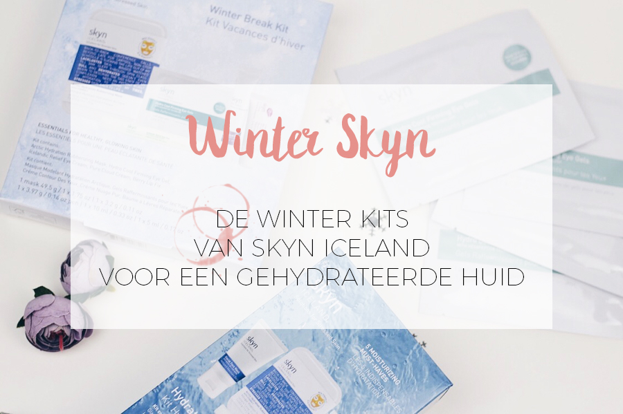 Skyn Icelands winter kits Hydratatie