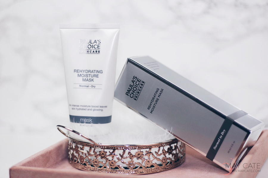 Advise Rehydrating facial mask