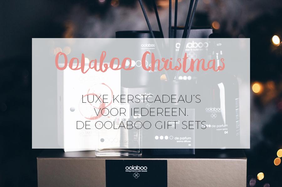 OOLABOO CHRISTMAS GIFT SET