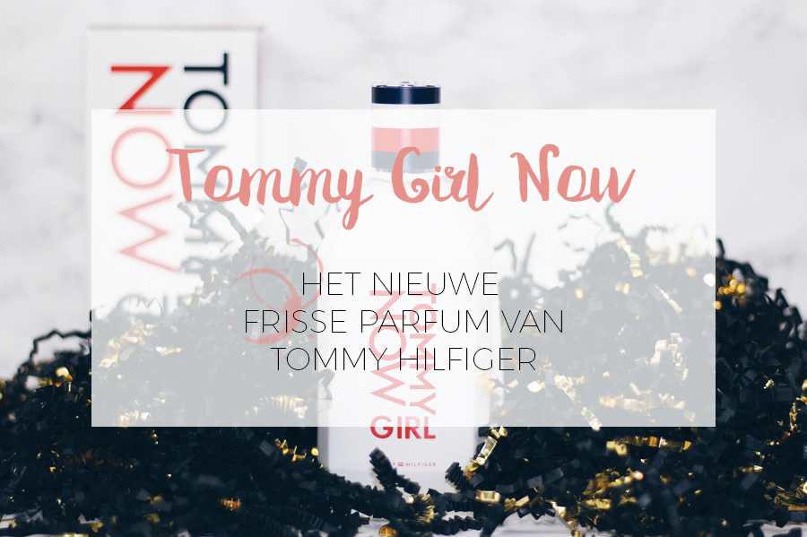 TOMMY GIRL NOW PARFUM