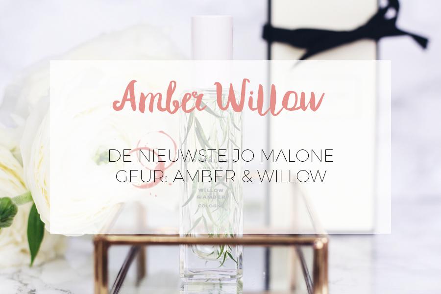 JO MALONE: AMBER & WILLOW PARFUM