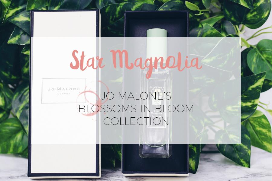 JO MALONE'S STAR MAGNOLIA EAU DE COLOGNE