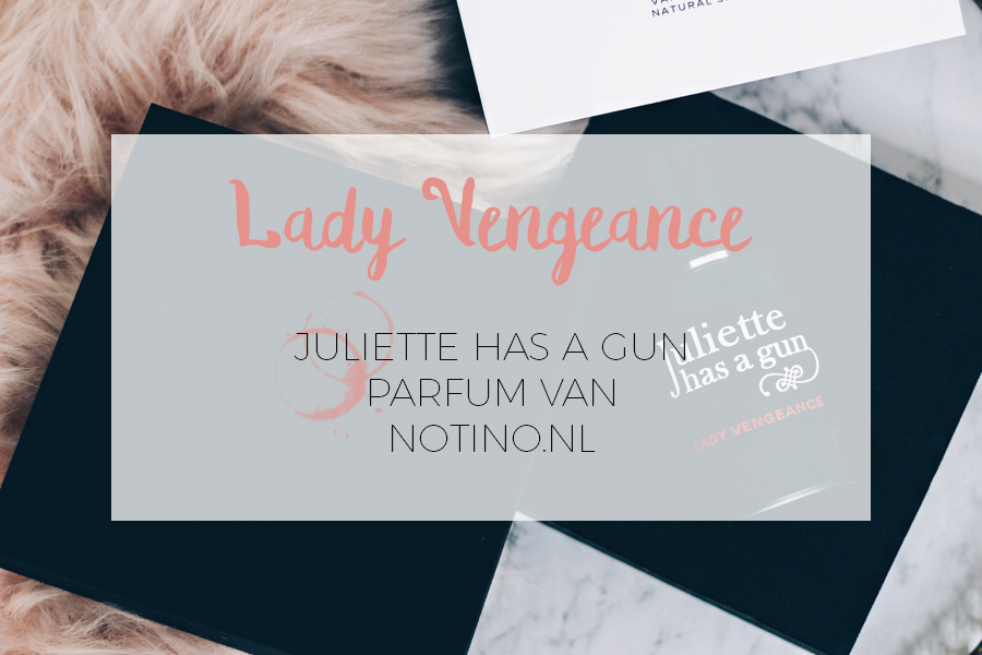 JULIETTE HAS A GUN: LADY VENGEANCE