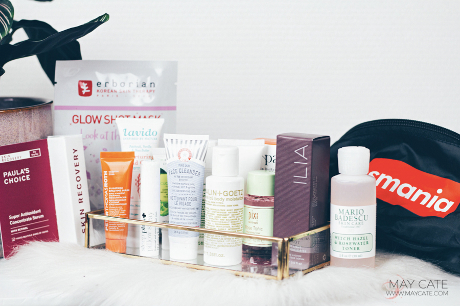 COSMANIA BEAUTY PACK UNBOXING!