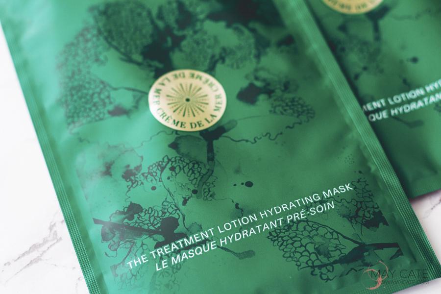 ULTRA LUXE: LA MER SHEET MASK