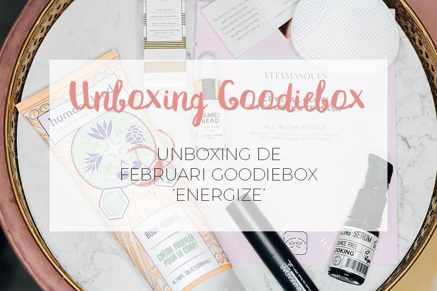 GOODIEBOX FEBRUARI UNBOXING
