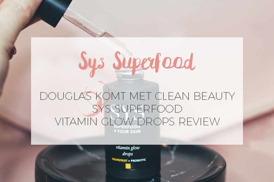 SYS SUPERFOOD 4 YOUR SKIN