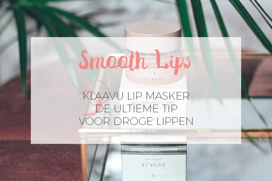 Klaavu Lip masker review