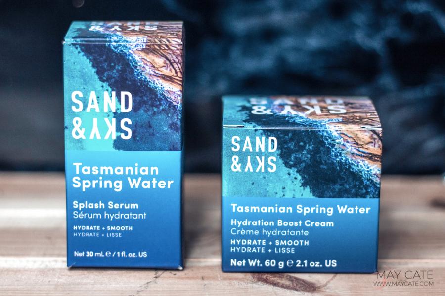 Sand sky hydratatie