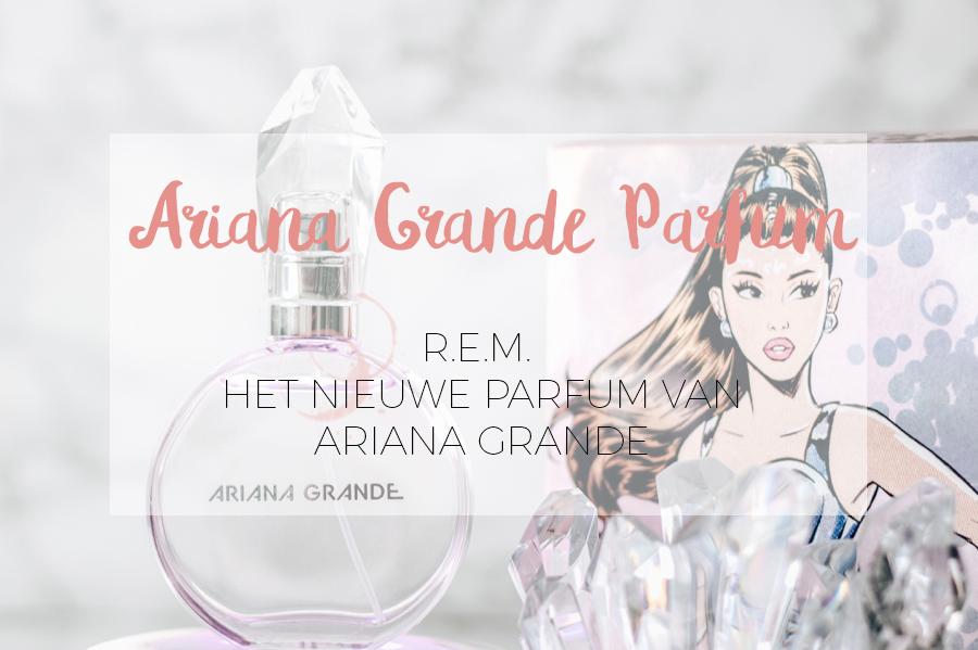 ARIANA GRANDE R.E.M. PARFUM