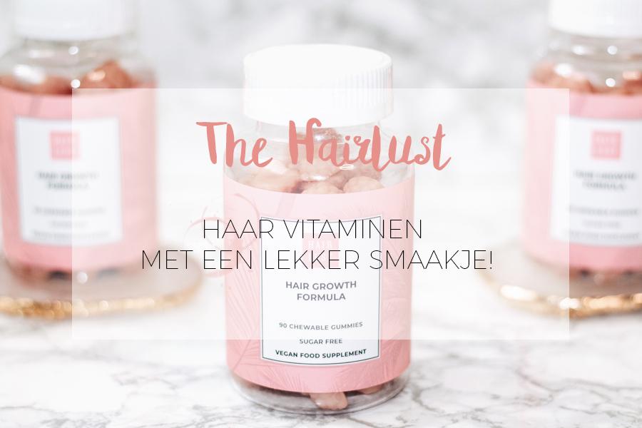 THE HAIRLUST Haar vitaminen