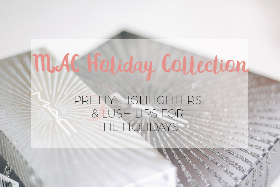 MAC COSMETICS FROSTED FIREWORK COLLECTIE