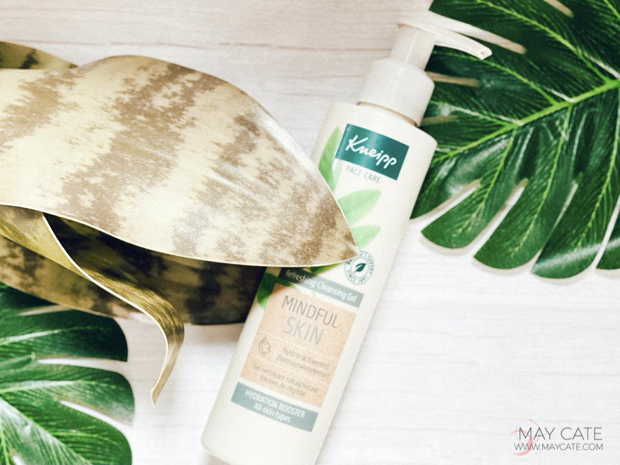 Kneipp Mindful skin collectie