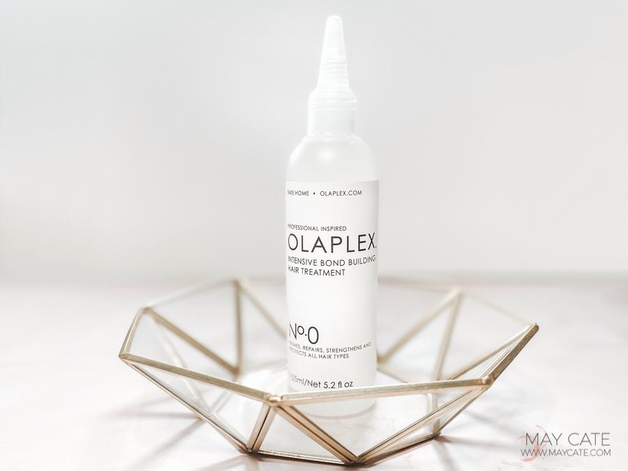 OLAPLEX NO. 0 EN NO. 3