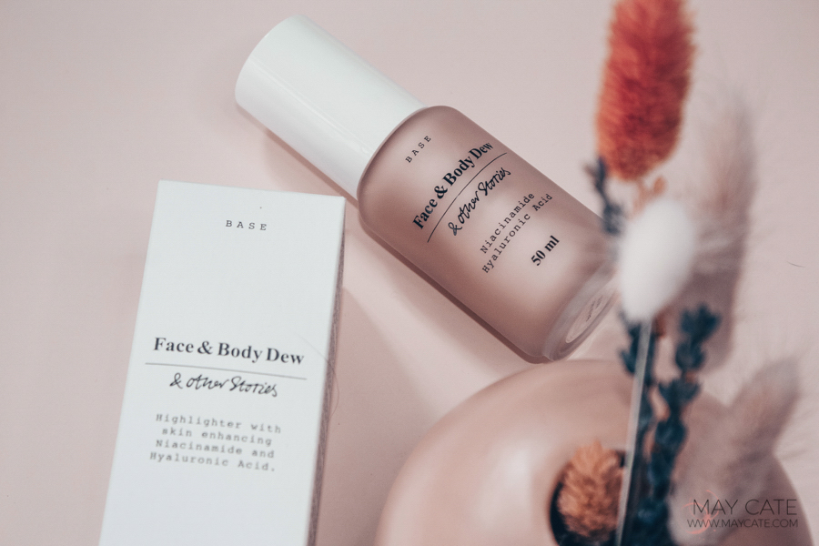 FACE & BODY DEW HIGHLIGHTER VAN & OTHER STORIES