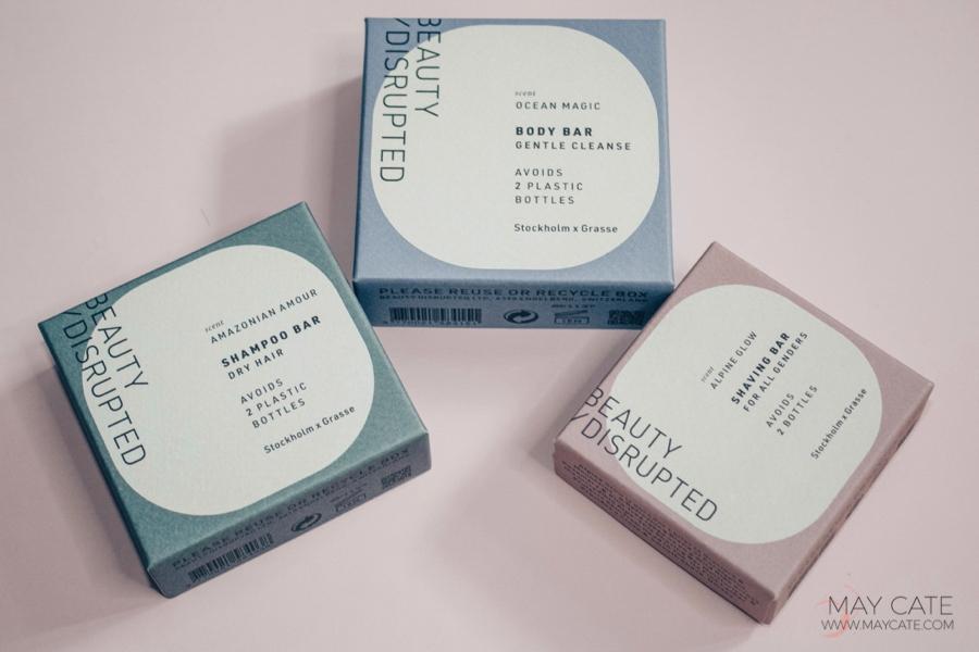 Beauty disrupted shampoo bar ervaring natuurlijke skincare