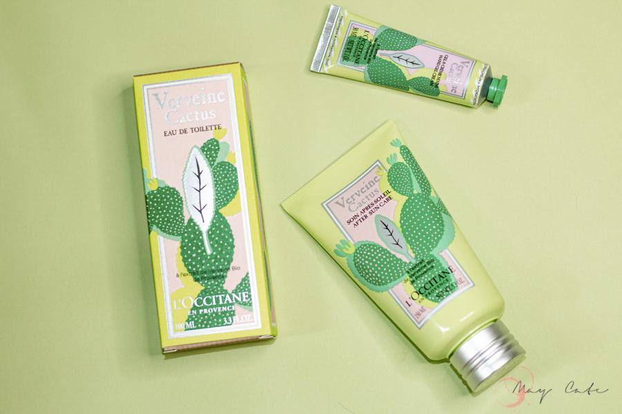 L'Occitane Verbena cactus
