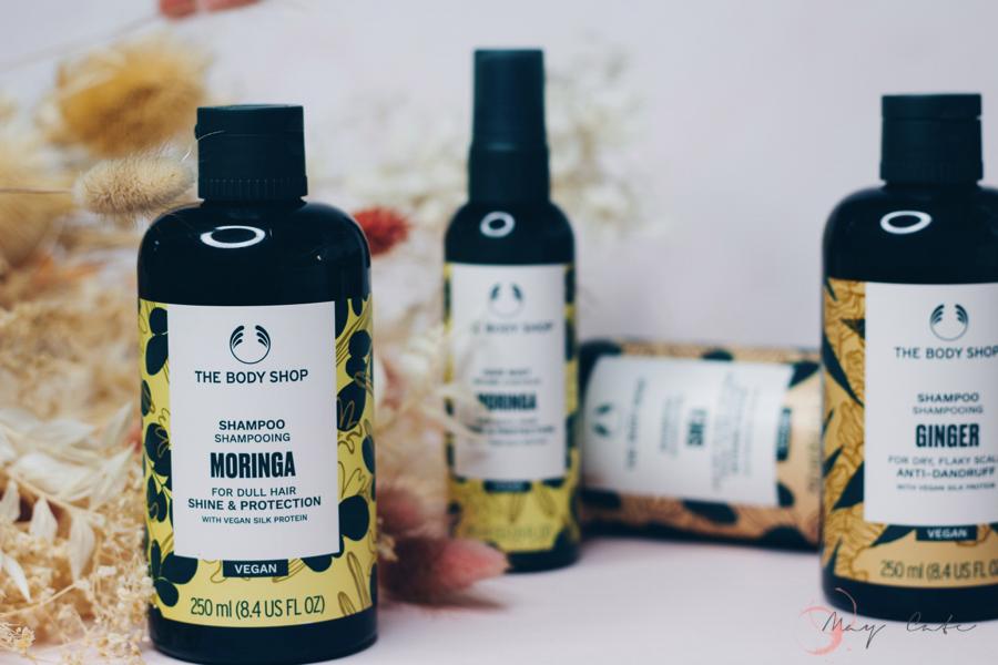 The bodyshop Vegan shampoo