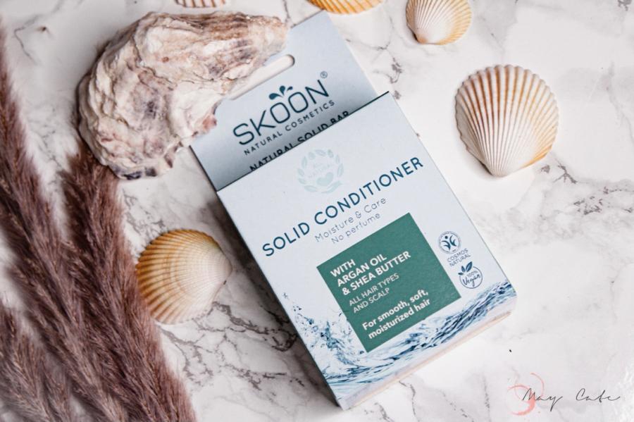 Skoon solid conditioner